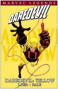 Daredevil : Yellow ; Une histoire d'amour selon Jeph Loeb (partie 1/2)