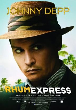 Rhum Express affiche