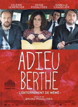 """Critique """"Adieu Berthe"""""""