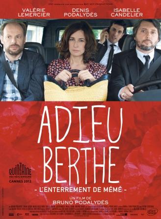 Critique «Adieu Berthe»