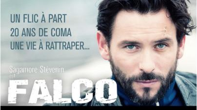 Sagamore Stévenin : à l'affiche de Falco.