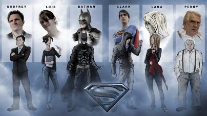 Superman: Man of Tomorrow, Un fan film Superman prometteur.