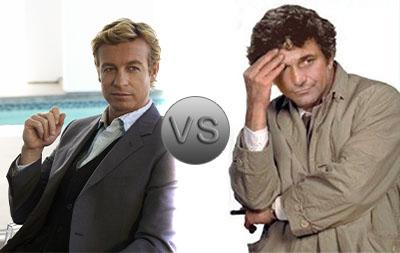 Columbo VS The Mentalist