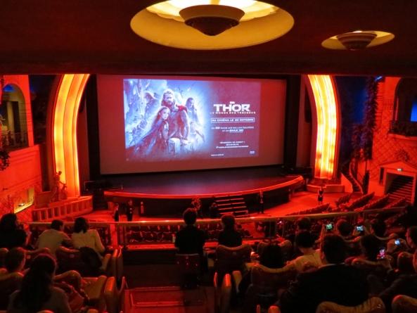 Avant première de Thor : Le Monde des ténèbres