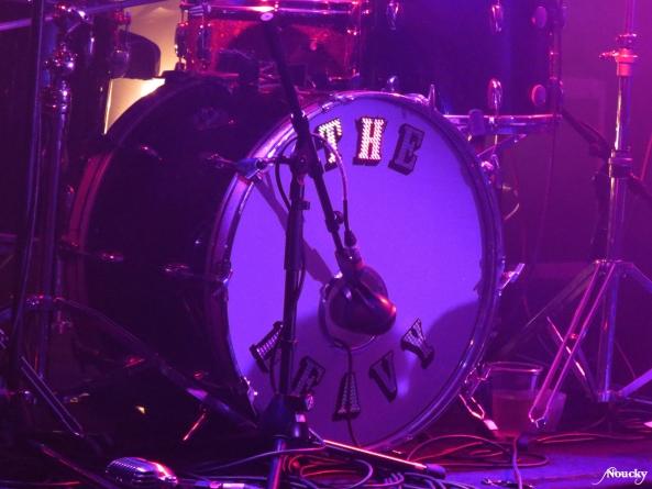 [Report] The Heavy en concert au Trabendo