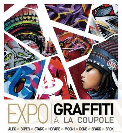 Du Graffiti à la Coupole