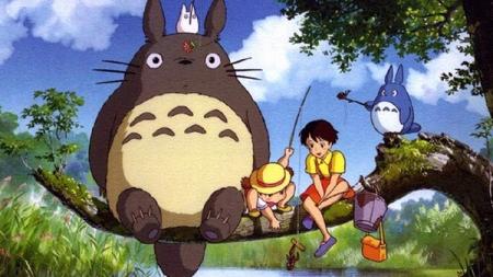 «Mon voisin Totoro – Le manga» sort chez Glénat !