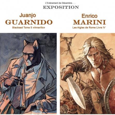 Exposition Guarnido – Marini