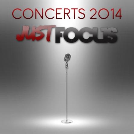 Les concerts les plus attendus en 2014