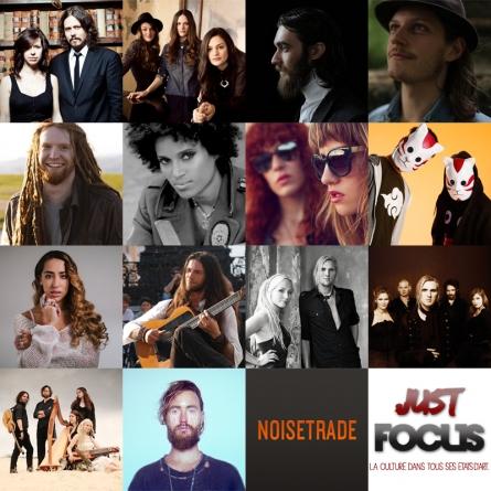 Les 10 découvertes musicales de l'année 2013 de Noucky