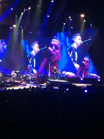 Depeche Mode à Bercy