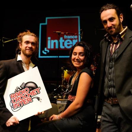 Radio Crochet Inter : Ua Tea