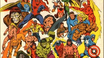 Expo Marvel au musée Art Ludique