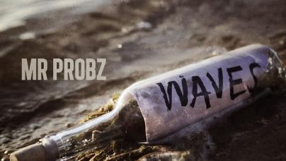 Mr. Probz affole les charts européens avec son titre «Waves»!