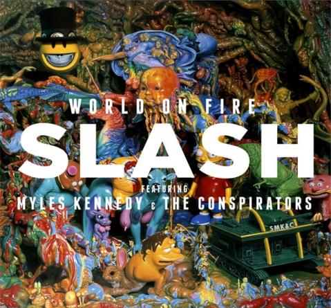Slash : nouvel album !