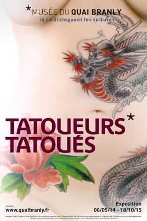 Tatoueurs, tatoués au Quai Branly