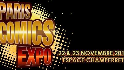 Retour sur la Paris Comics Expo 2014