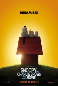 """""""Snoopy et les peanuts"""" de Steve Martino"""
