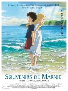 """""""Souvenirs de Marnie""""  de Hiromasa Yonebayashi"""