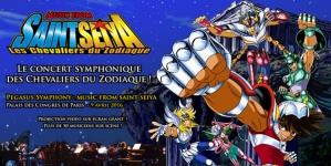 Pegasus Symphony : music from Saint Seiya – Comeback