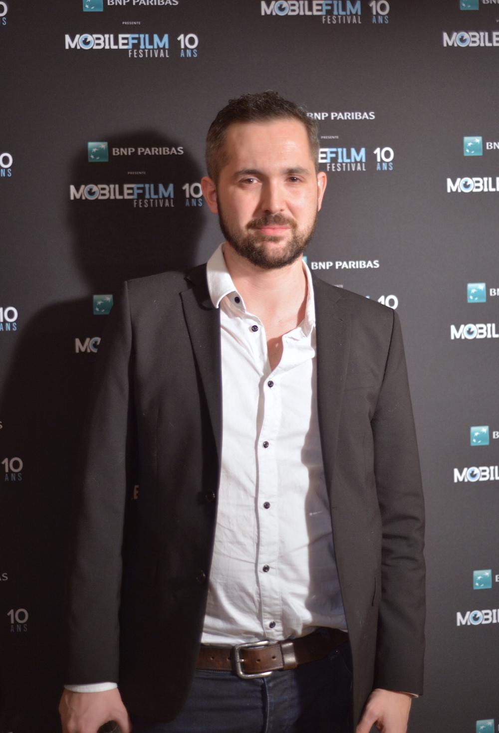 Sylvain Certain- Prix du Meilleur Film 2014