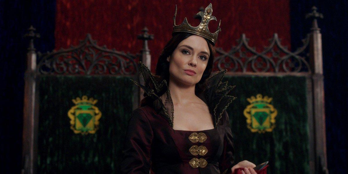 Madalena, la reine faussement douce.