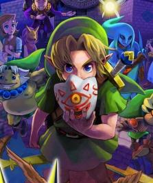Le test de Micha : Zelda Majora's Mask 3DS
