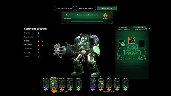 Space Hulk Terminators