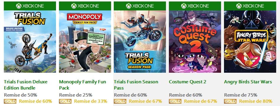 Xbox One  catalogue5