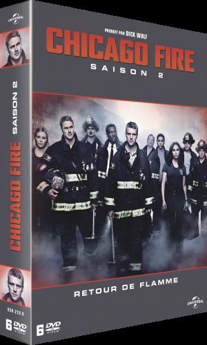 chicago fire s2 dvd 3d