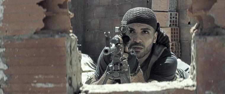 Mustafa, le sniper irakien