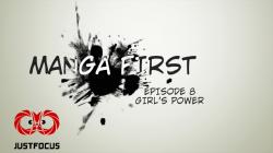 Les sorties de la semaine avec Manga First !