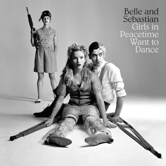 """Belle & Sebastian, le réussi """"Girls in Peacetime Want to Dance"""" est sorti cette année"""