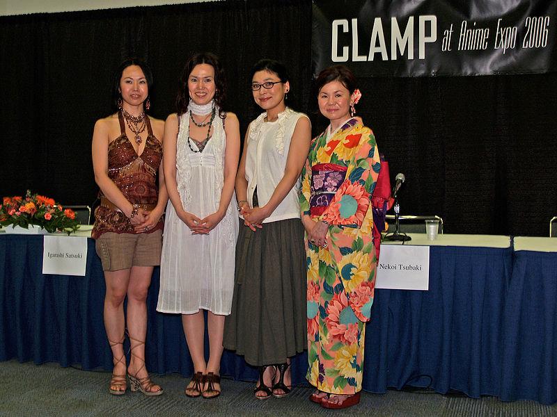 Equipe de Clamp