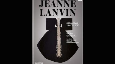 Retour sur l'exposition Lanvin au Palais Galliera