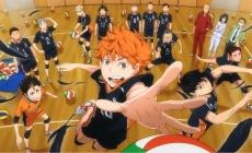 Le plein de volley avec Haikyuu !