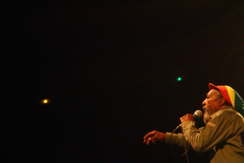 I Jahman Levi au Cabaret Sauvage
