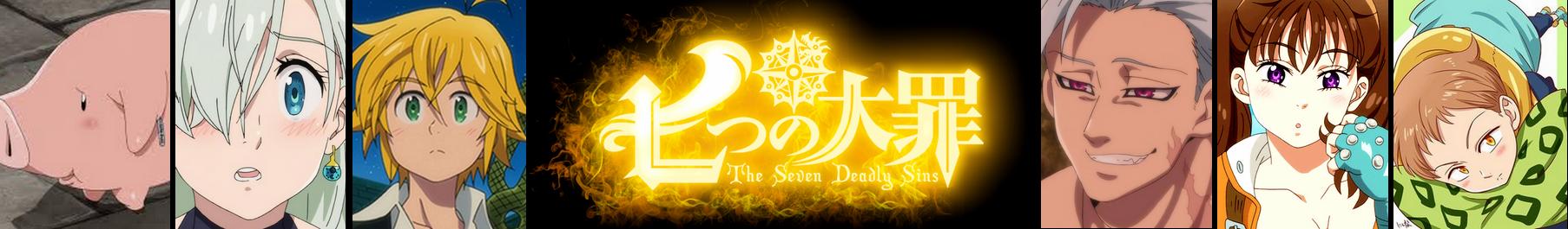 Personnages Nanatsu no Taizai