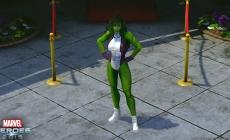 She Hulk devient jouable dans Marvel Heroes