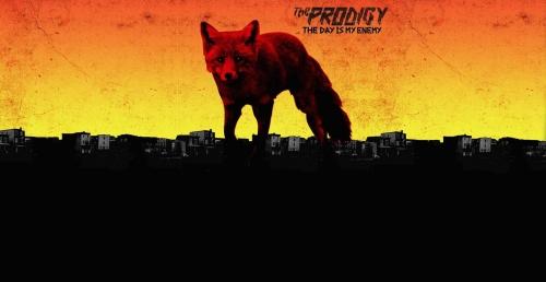 """The Prodigy sortent """"The Day Is My Enemy"""", leur sixième album."""