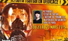 Un mois de mars special Tetsuya Tsutsui pour Ki-oon !