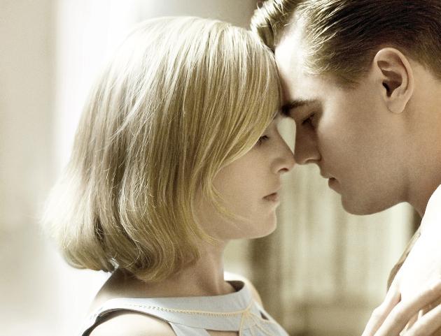DiCaprio et Winslet