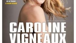 Caroline Vigneaux quitte la robe  au Palais des Glaces et en tournée dans toute la France