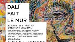 Dalí fait le mur, une expo à ne pas rater !