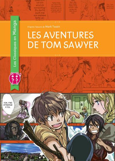Les aventures de Tom Sawyer comptées par Nobi Nobi !
