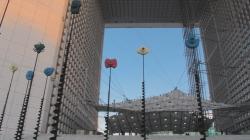 Takis « Champs Magnétiques » au Palais de Tokyo