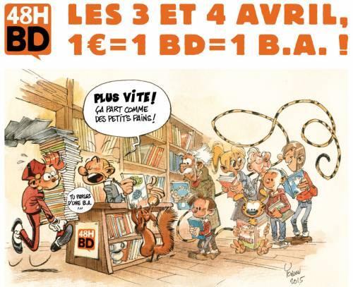 48H BD Bonne action