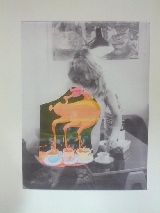 Do Disturb - Photomontage