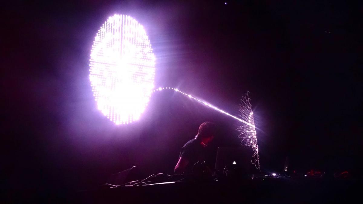 """Emergence"" - Max Cooper au Yoyo du Palais de Tokyo"