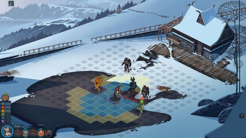 The Banner Saga RPG